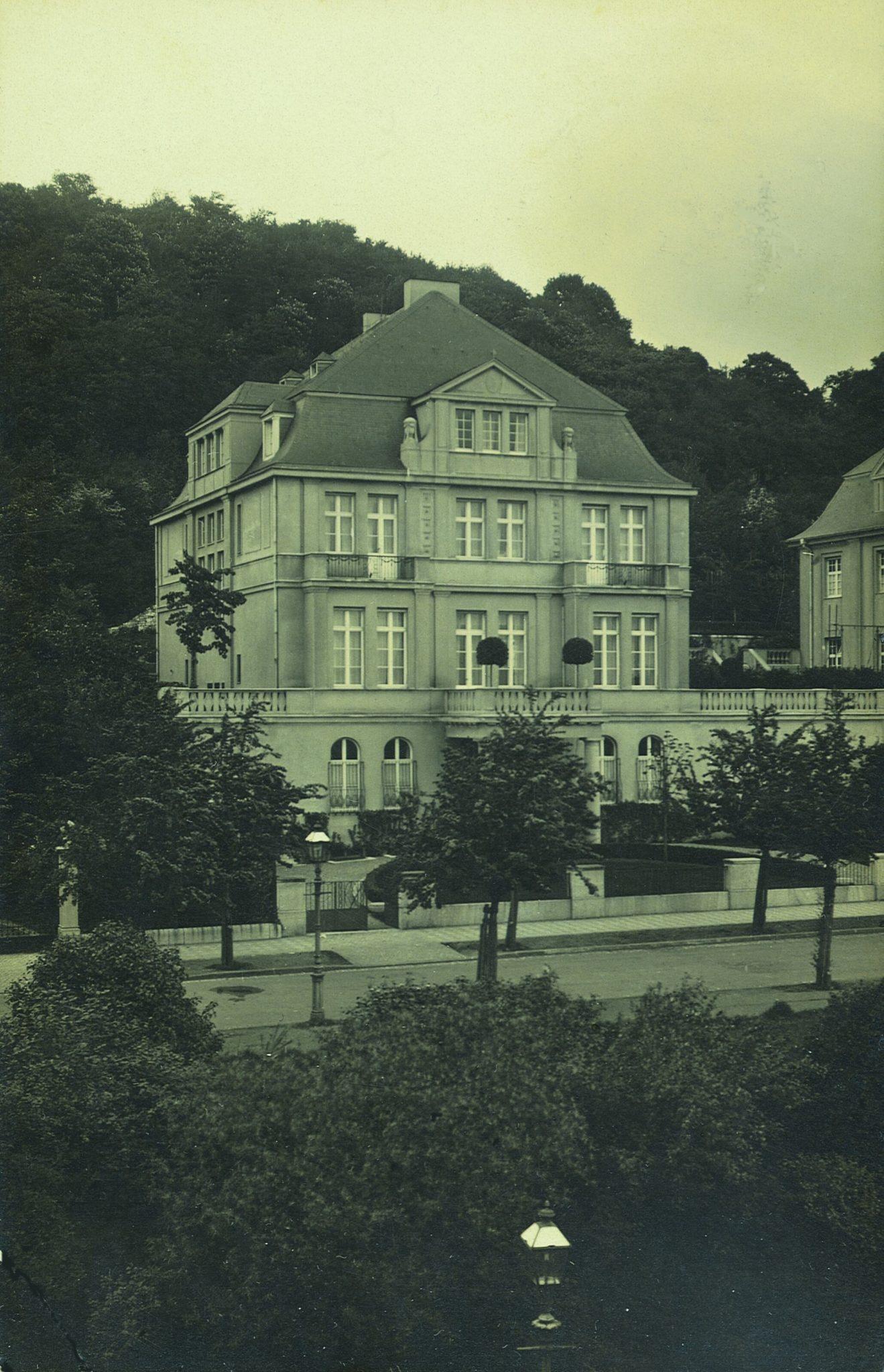 Ansichtskarte vor 1920. Fotograf unbekannt.
